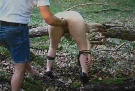 Порно В Лесу В Контакте